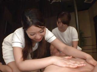 japanese milfs want a wild threesome