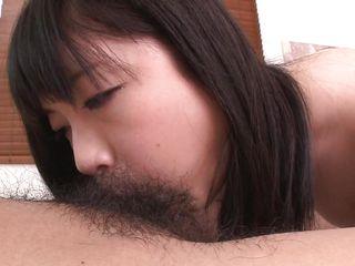 sweet brunette asian chick