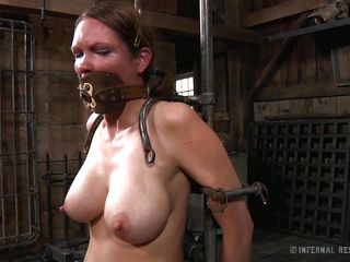 sex slave tortured on wheels