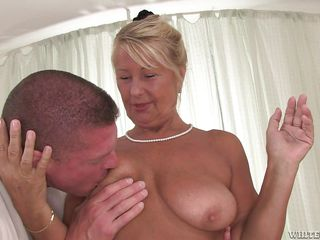 never too old for cock @ i wanna cum inside your grandma #11