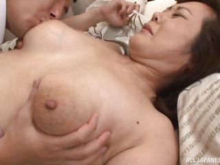 japanese mature fucked by new lover