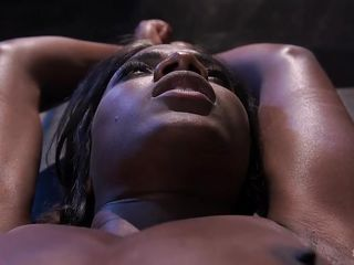 chocolate milf suspended and tortured