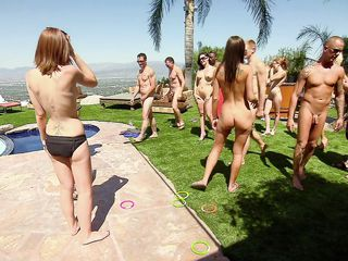 hot outdoor sex party @ season 3 ep. 4