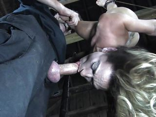 upside down with dick in her mouth