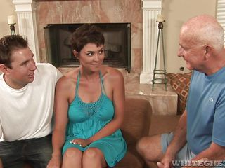 she cucks her loser husband @ cuckold diaries #13